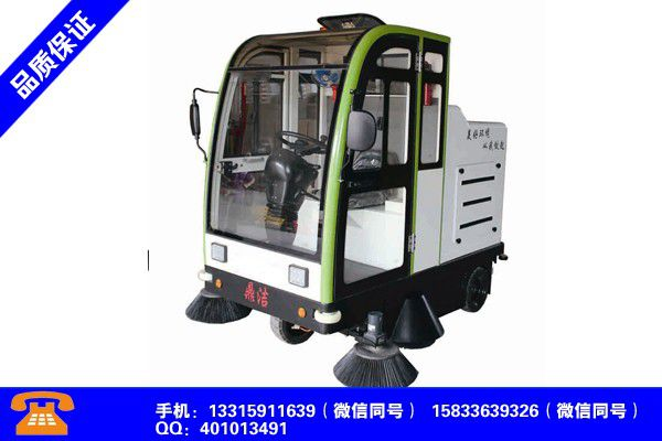 黑龙江鸡西道路清扫车使用教程行业全面向好