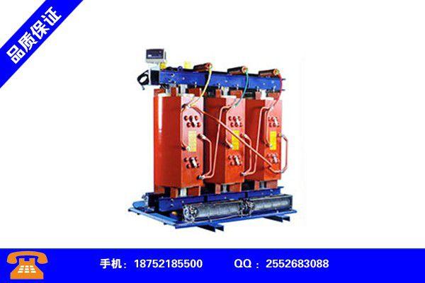 昌都江達變壓器運行原理產品的選用