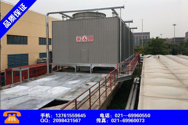 Zhaoqing STC Square Counterflow Cooling Tower Monopoly