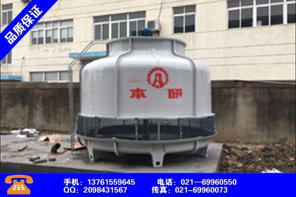 浙江台州仙居玻璃钢横流闭式冷却塔品质管理