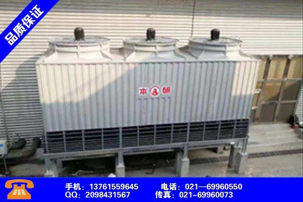 江苏徐州沛玻璃钢横流闭式冷却塔销售供应