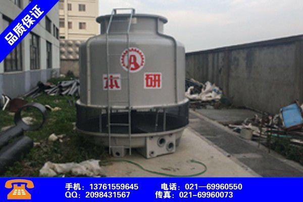浙江宁波江东方形横流式冷却塔分享实现盈利
