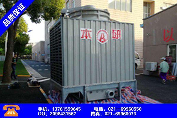 广东江门鹤山玻璃钢横流闭式冷却塔品质管理
