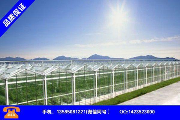 郑州中牟椭圆管大棚产品范围