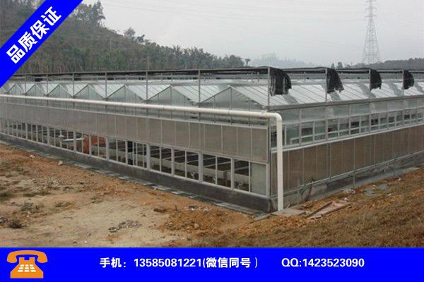 Quality Standards for Greenhouses in Changzhou