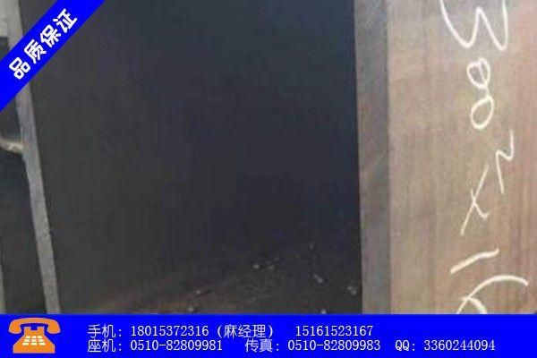 许昌长葛Q345b方管产品上涨