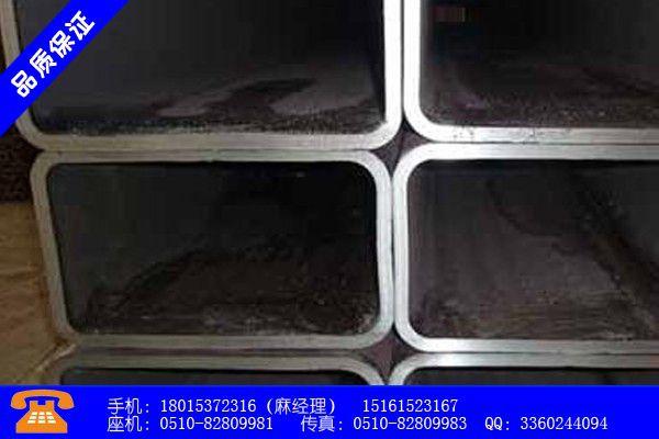 南昌西湖Q355D无缝方管常年销售