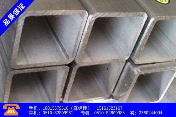 桂林疊彩焊接方管市場價格報價