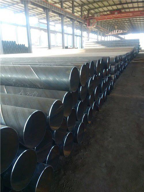 泉州永春920螺旋鋼管產品品質對比和選擇
