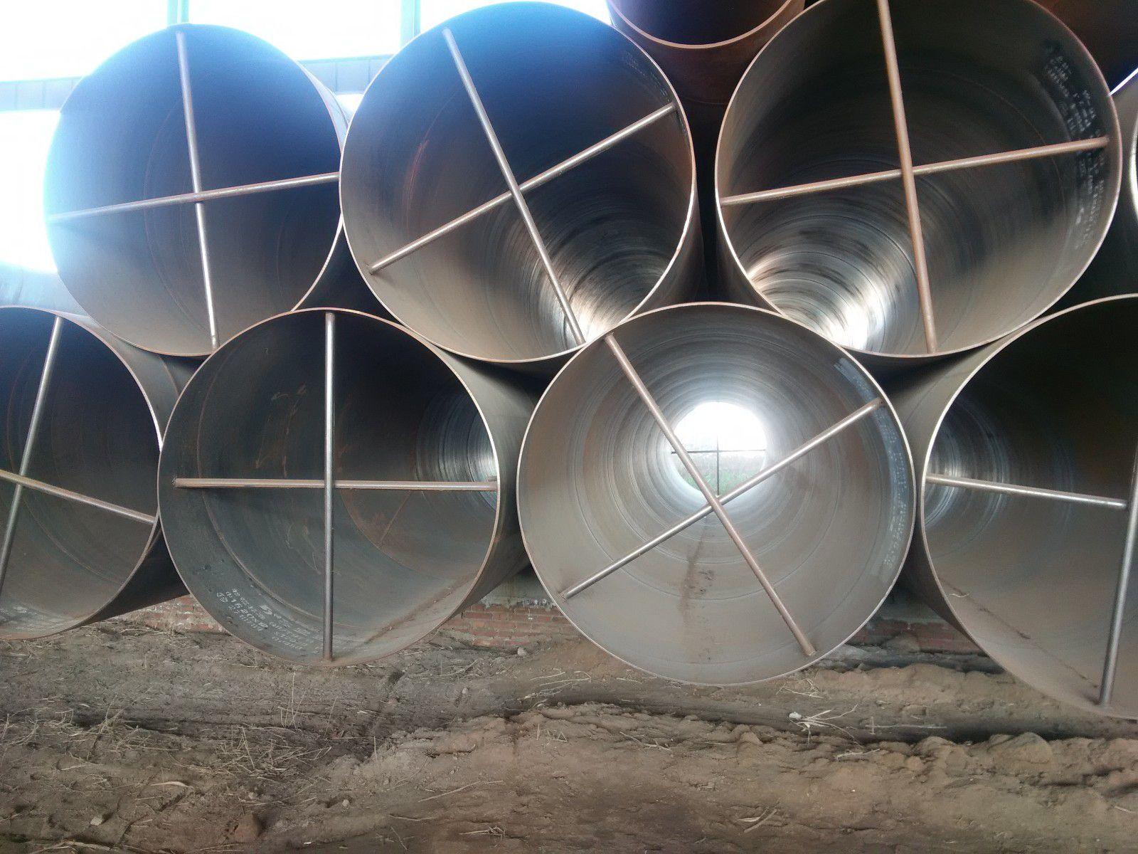 宜春宜丰钢结构螺旋钢管正火热进行