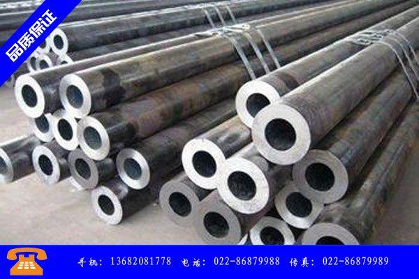 山東日照Q345E無縫鋼管新產品