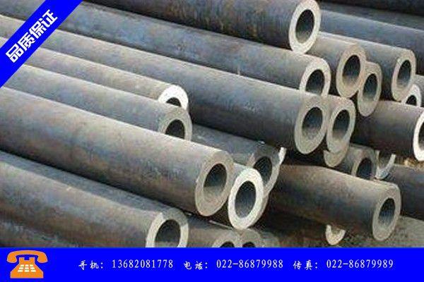 山東青島Q345E無縫鋼管規格表每周回顧