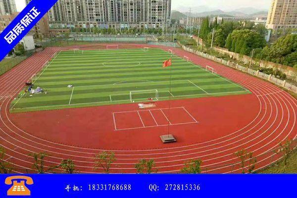 甘孜藏族丹巴县硅PU球场优质商家