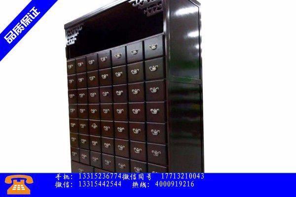 信陽36抽中藥柜應用流程