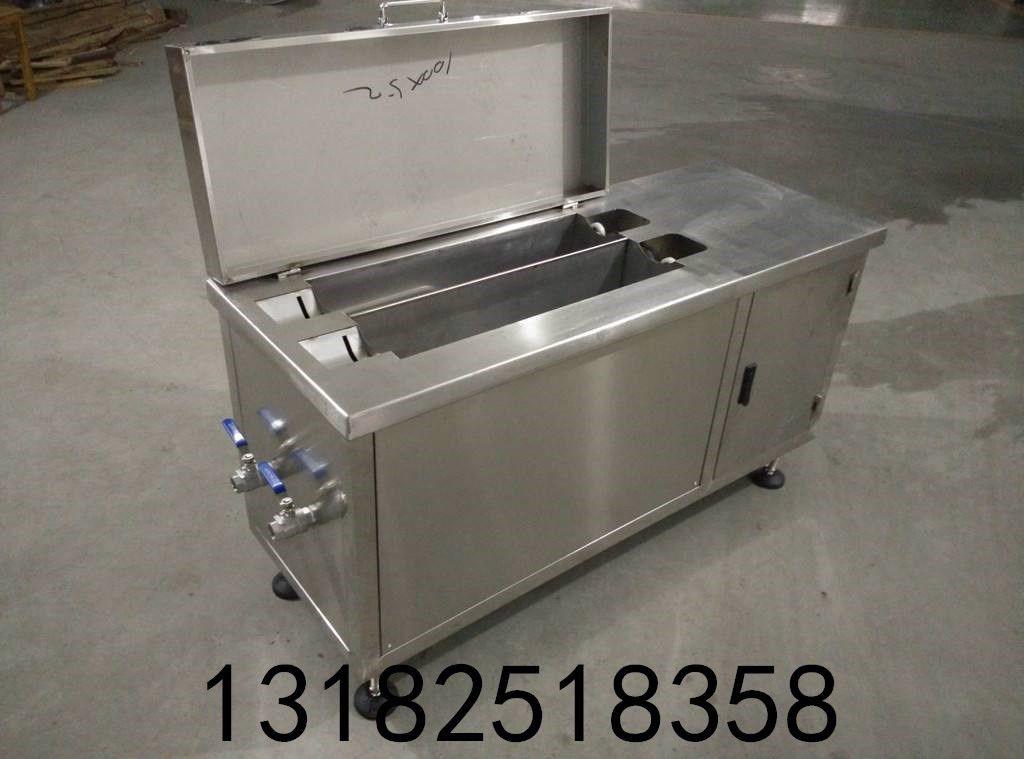 常德单槽超声波清洗机正规化发展