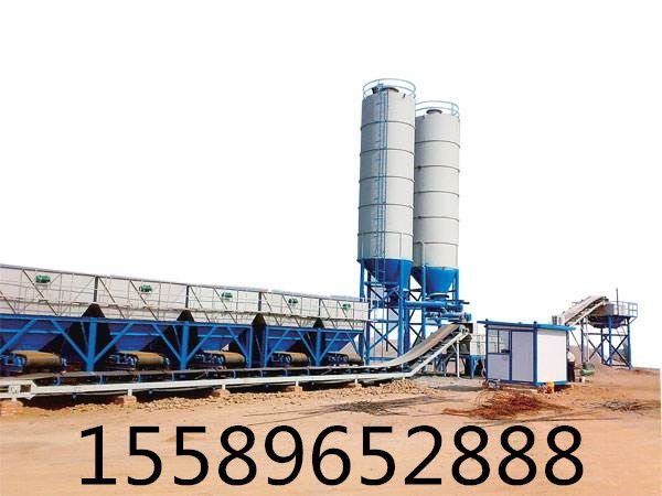 Consumption of Nanyang Water Stabilized Crushed Stone Mixing Plant