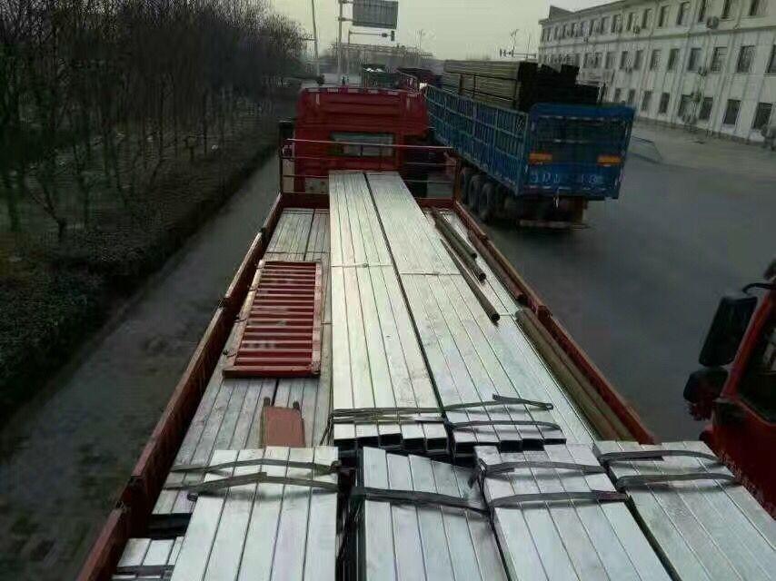 海南熱鍍鋅方管幕墻工程專用廠家