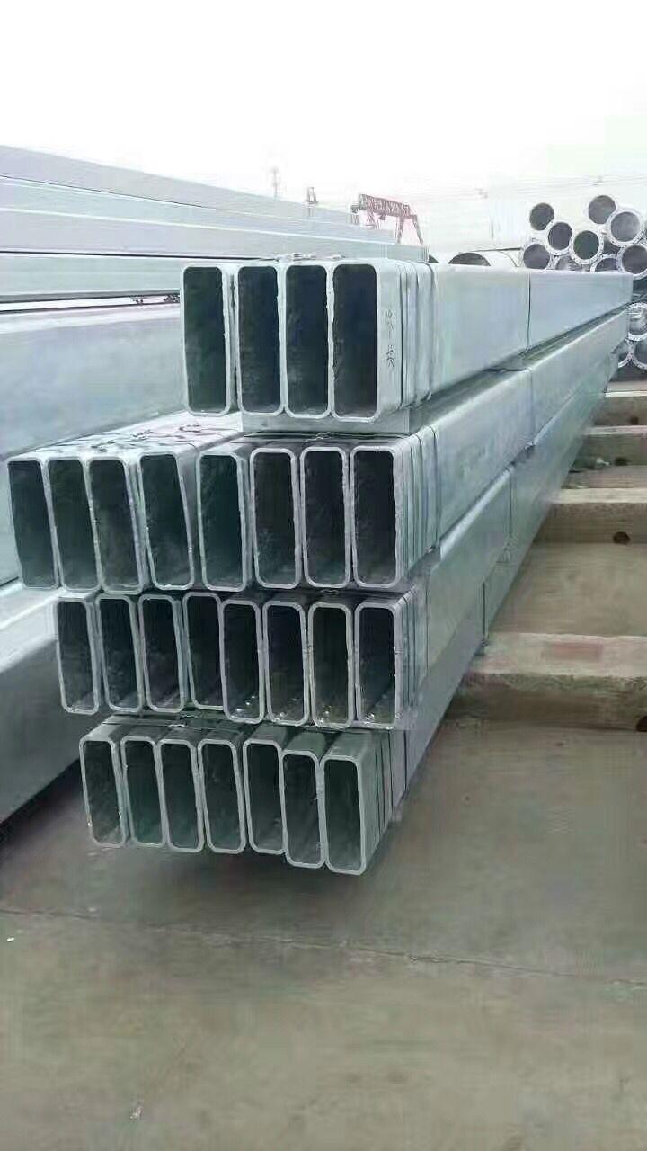 莆田Q235B热镀锌方管推荐厂家