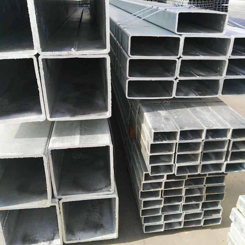 乐山焊接方矩管厂家优质材质