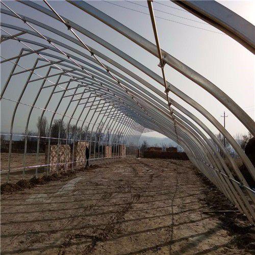 山东烟台芝罘区冬暖大棚拱架前景如何