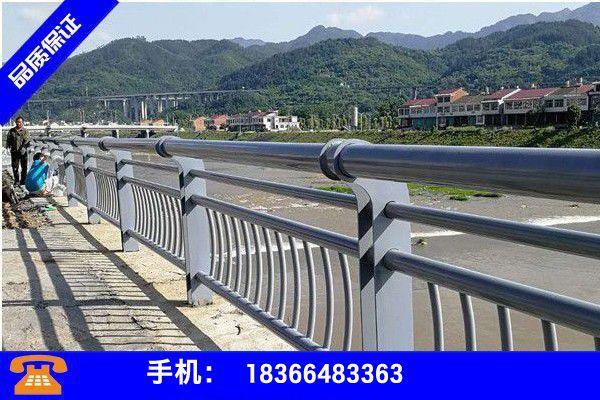 廣西壯族百色田林縣不銹鋼復合管景觀護欄產品運用時的禁忌