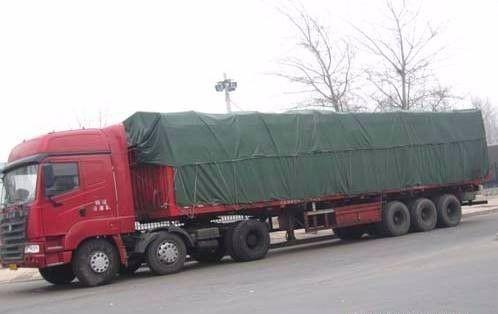 广东汕尾陆河卡车篷布行业突破
