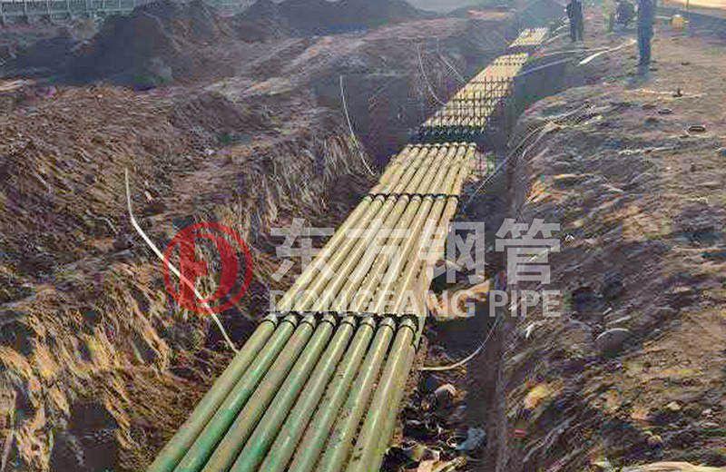 池州TPEP防腐钢管价格甩卖