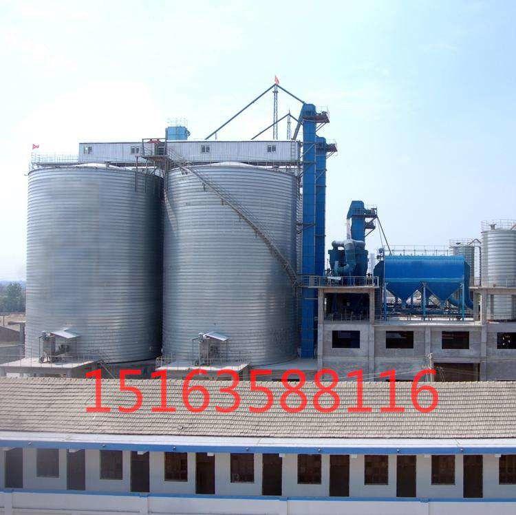 焦作水泥钢板仓承建施工标准