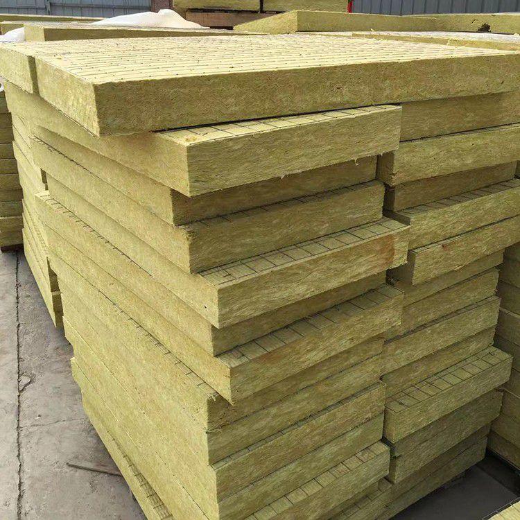 亳州矿棉吸音保温岩棉板现货供应