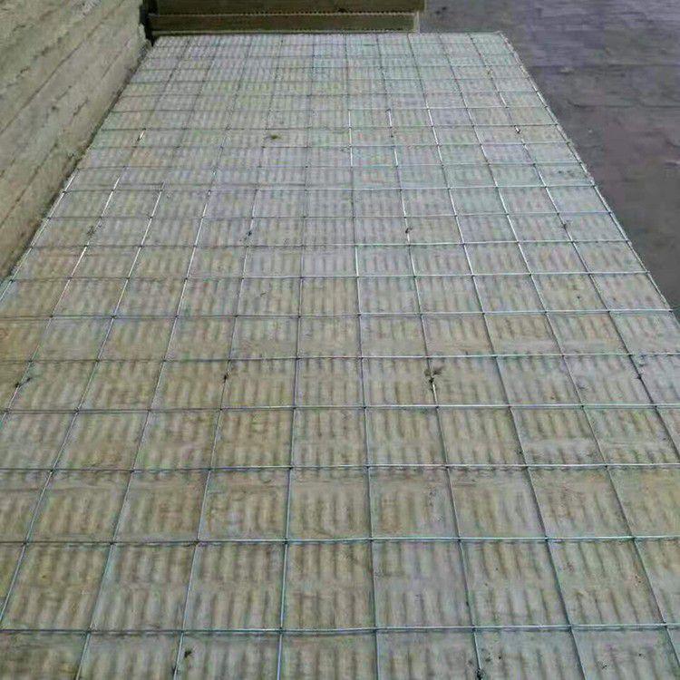 驻马店防火防水岩棉复合板直销