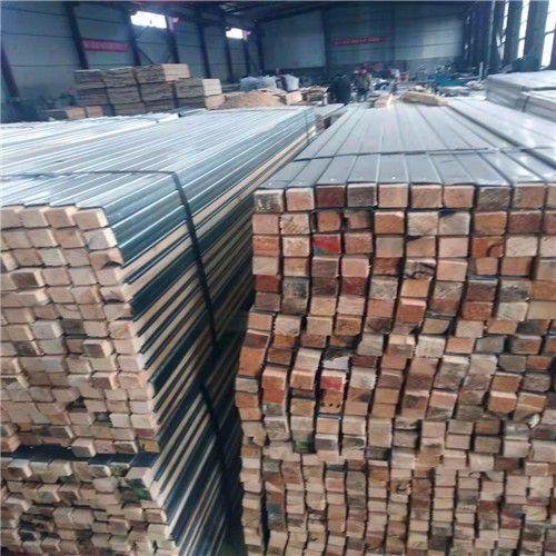 承德U型钢包木便宜价格