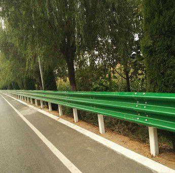 信陽光山公路鍍鋅波形護欄要重視品牌知名度的塑造