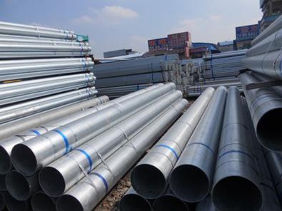 鍍鋅方管報價單鍍鋅鋼方管規格零售商