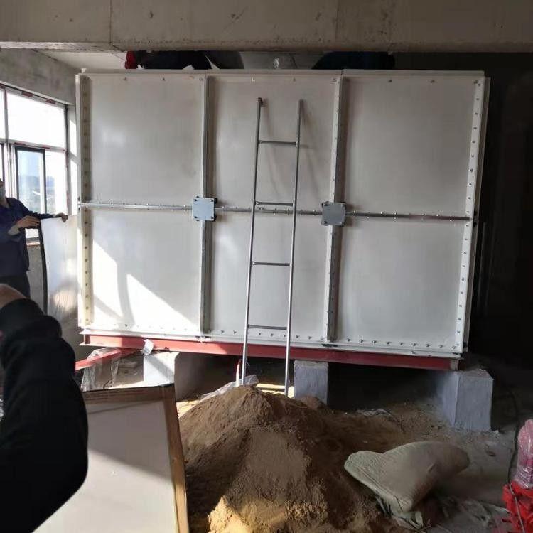 秦皇岛消防水箱容积全体员工