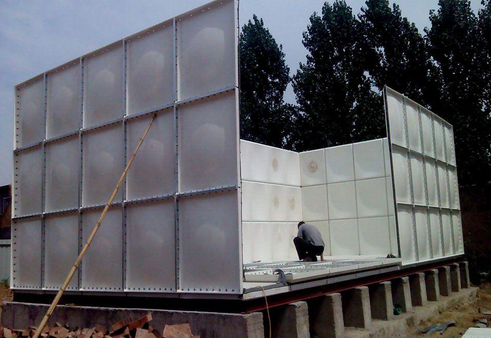 邵阳玻璃钢水箱安装产品资讯