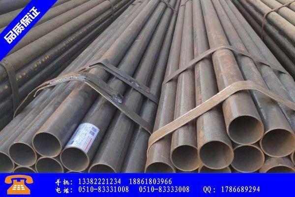 长沙开福Q235B焊管百科知识