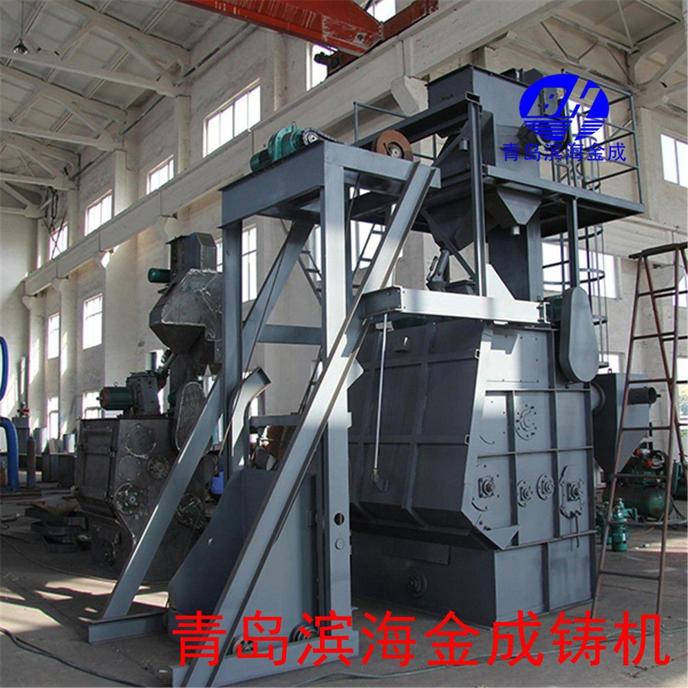 抛丸清理机厂家q32履带式抛丸清理机产品上涨