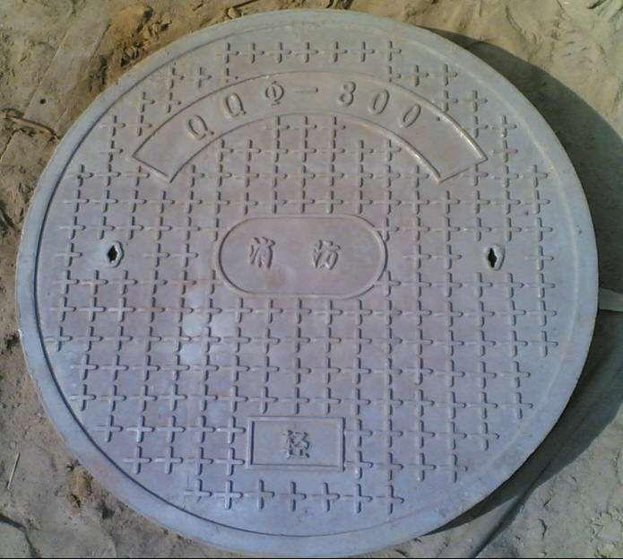 福建南平球墨铸铁井盖厂家直接材料