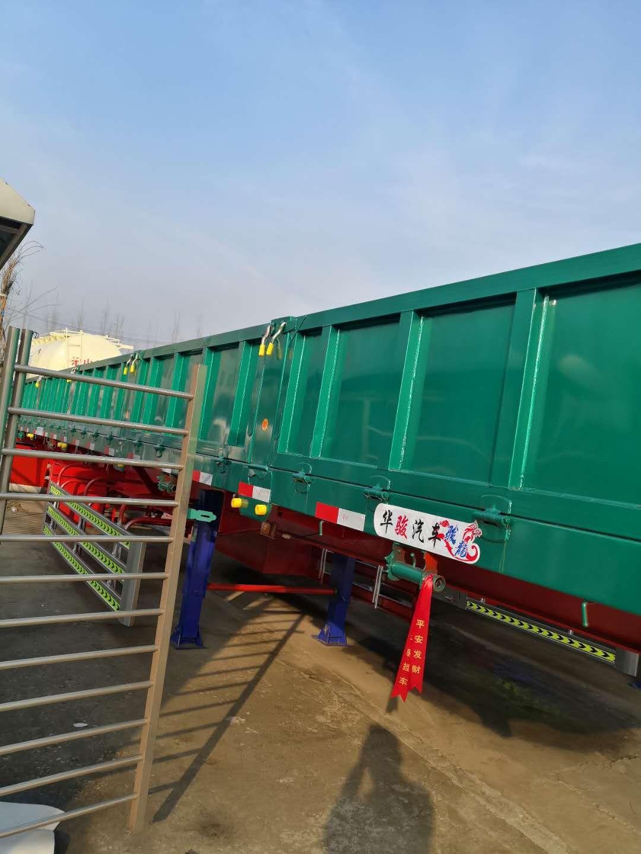 黑龙江箱式后翻自卸半挂车分析项目