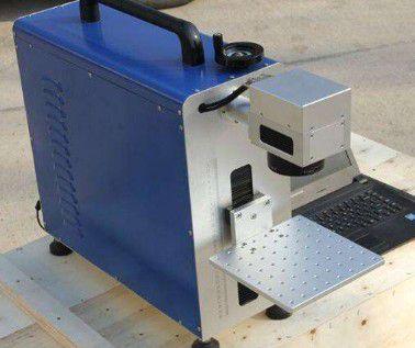 云南文山充电器激光打标机新产品