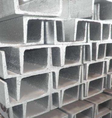 新密市镀锌H型钢成本价格