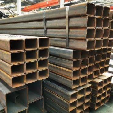 玉溪矩形管加工厂家应用流程