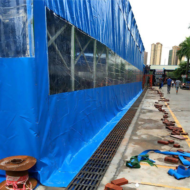 唐山大型活动雨棚近年现状