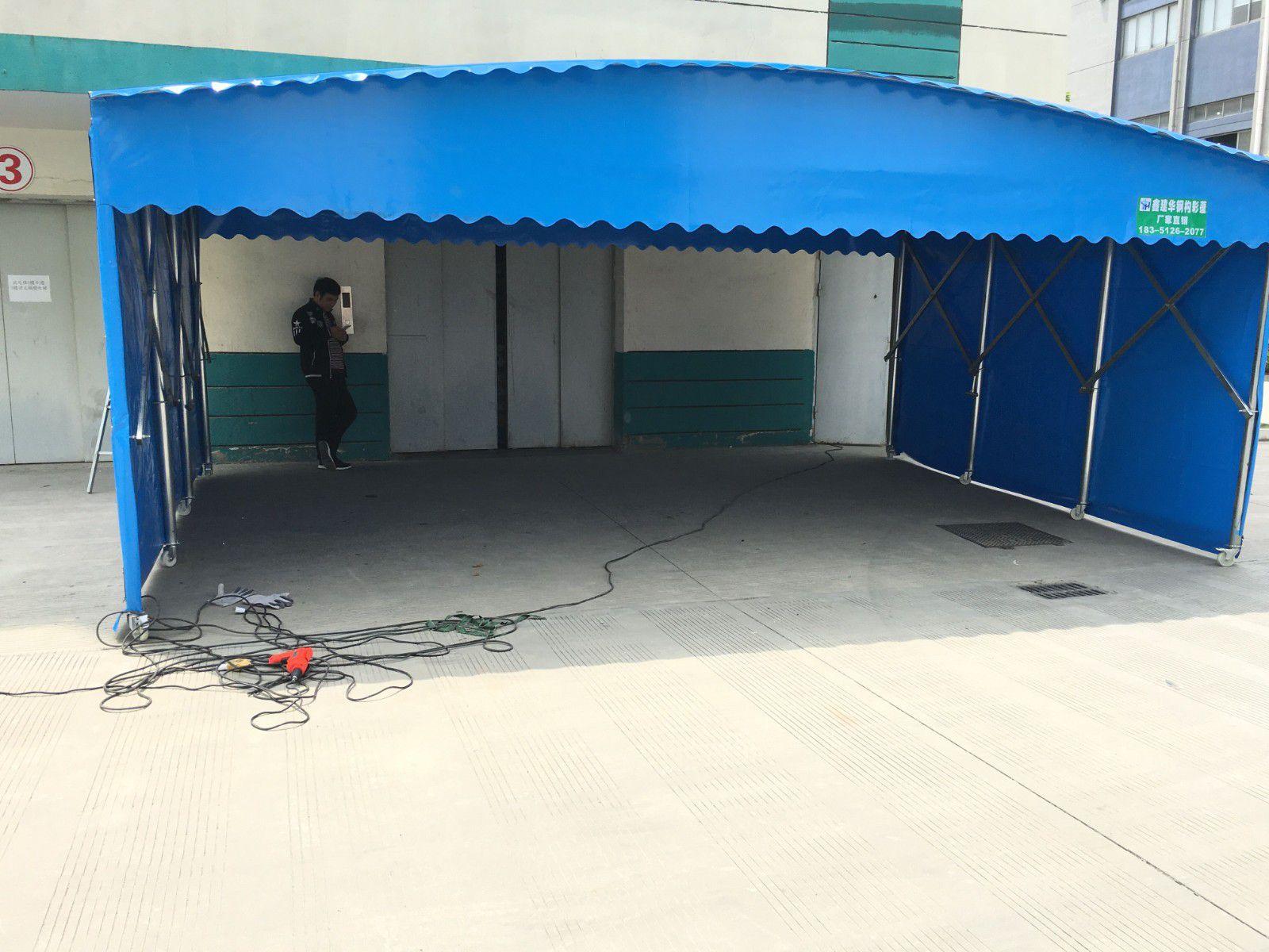 潛江大型推拉篷產品的辨別方法