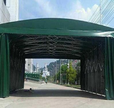 汕尾移動倉庫棚廠家應用流程