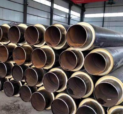 IPN8710防腐钢管聚氨酯保温钢管价格