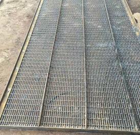 重庆巫溪养猪漏粪网材质保障