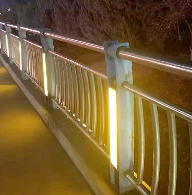 阿拉尔桥梁护栏灯市场规模快速增长