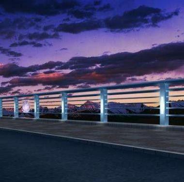 济宁桥梁防撞护栏加工品保