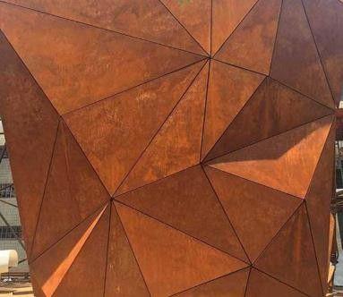 贵州钢板雕塑品质保证